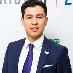Шерзод Юнусов, юрист ЕБРР, Лондон