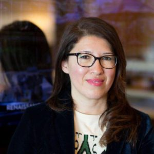 Камола Махмудова, вице-директор ЕБРР, Лондон